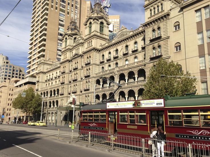 Melbourne Free Tram