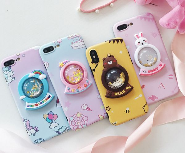 Funny Anime Phone Case For Iphone6/6S/6Plus/7/7Plus8/8plus/X