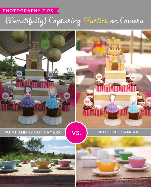 Maria Healey Photography shares tips on how to best capture your beautiful party details on camera