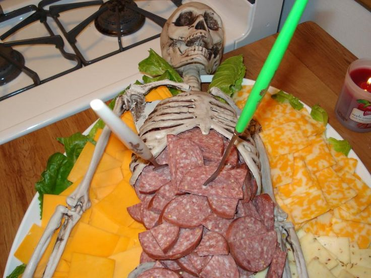 Cannibal Meat & Cheese Tray