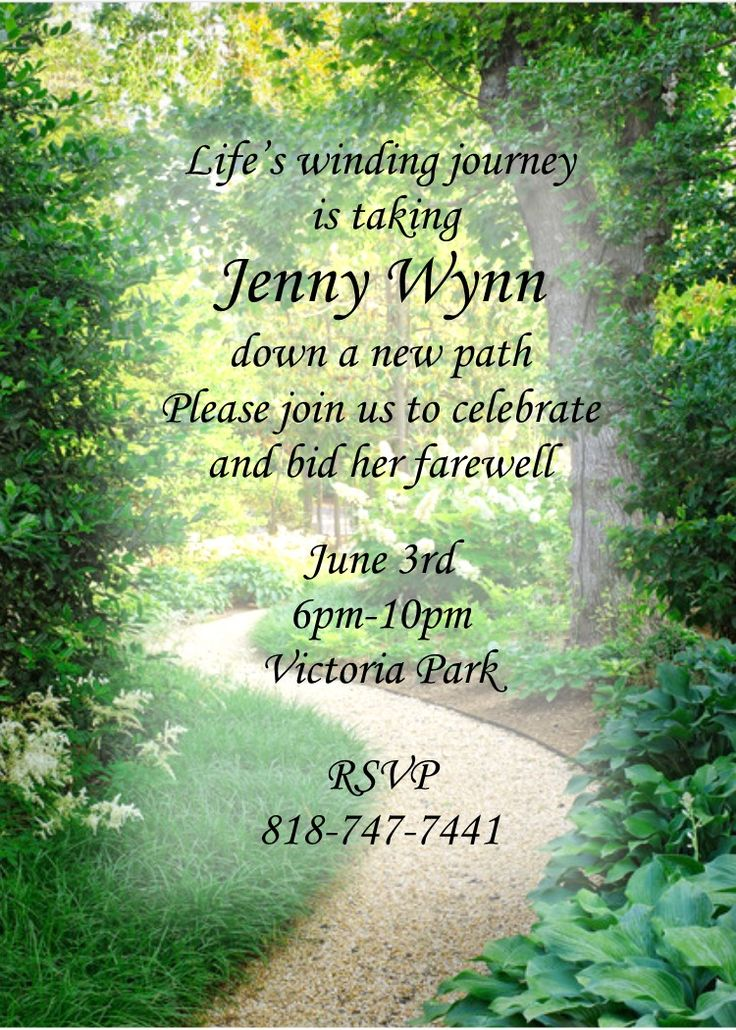 40 best farewell going away invitations images – Order Party Invitations