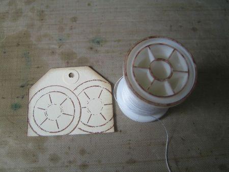 tampon récup avec une bobine