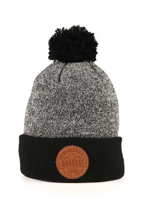 Guys Pom Pom Beanie. Bobble beanie with some kickass style. AUS $14.95. Shop at www.factorie.com.au