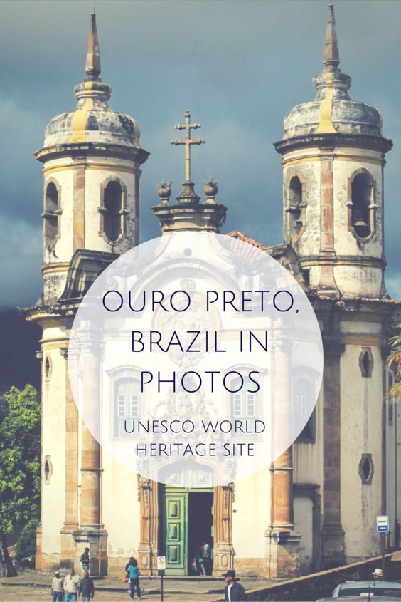 Photo essay of 2 days in Ouro Preto, Brazil, a beautiful, historic town which is also a UNESCO World Heritage Site | This Is My Happiness