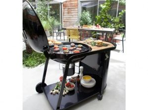 barbecue couvert