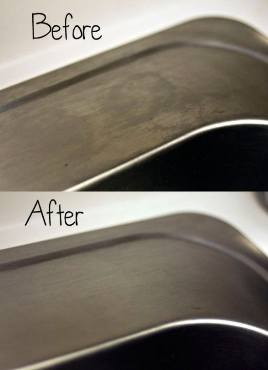 DIY:  How To Polish Stainless Steel. I need this