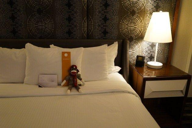 3. カナダ カルガリー HOTEL ARTS CALGARY