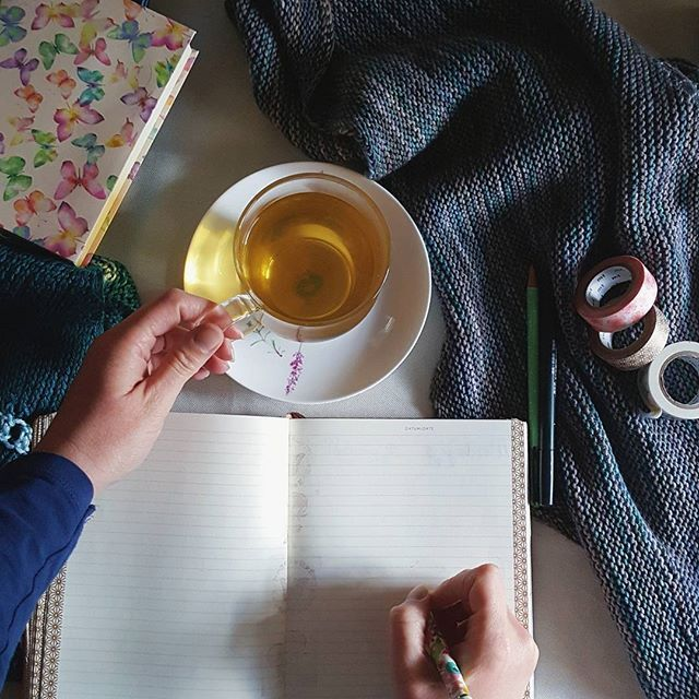 Notebook |#yarnlovechallenge  As the sun begins to set here at the cottage it's time to catch up with all of my Insta friends. The light is just magical but it is quickly receding so I'll get right on with it.   Please pop over to the podcast and have a listen to @knitsonik. Felicity joined me for a chat on location in @thisisknit for her workshops in Dublin.  She chats about her latest book and how her journey from college to present day has shaped her career in sound and textiles. Believe…