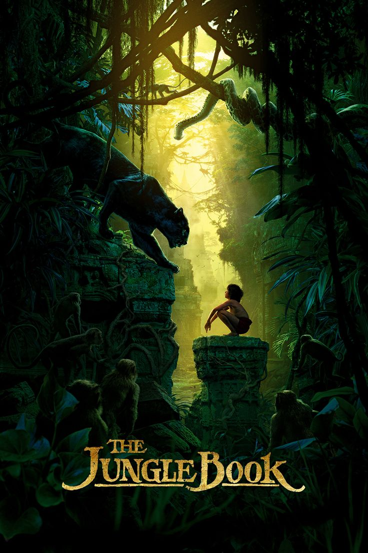 The Jungle Book - Full Movie - Popcorntimenow.nl
