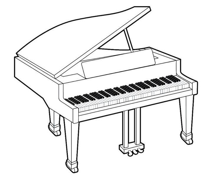 Mejores 8 imgenes de Fichas musica en Pinterest  Instrumentos