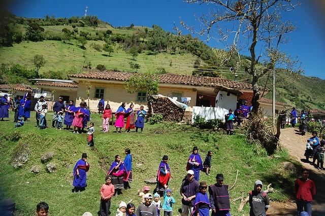 Guambiano Community, Silvia, Cauca, Colombia