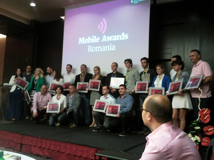 Mobile Awards Romania 2013