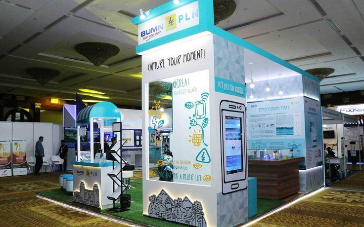 Pameran Kelistrikan dan Indonesia Best Electricity Award