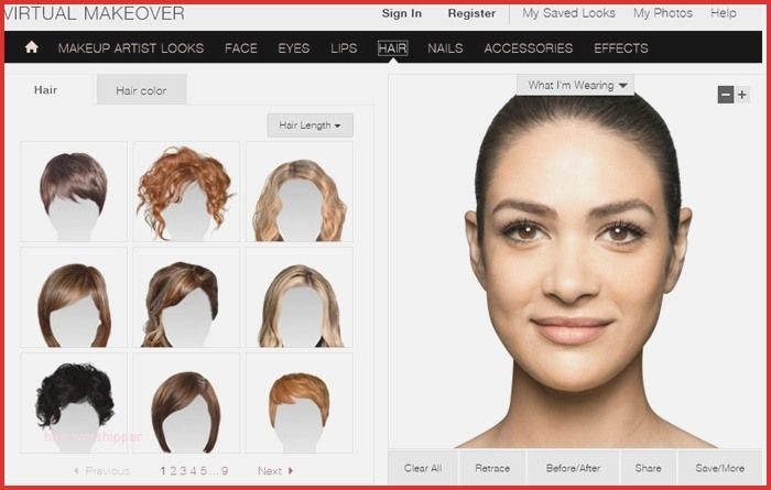 Free Virtual Makeover Upload Photo 144801 Awesome Hair Colour Upload Free Hair Worshipper Virtual Hairstyles Try Different Hairstyles Virtual Hair Makeover