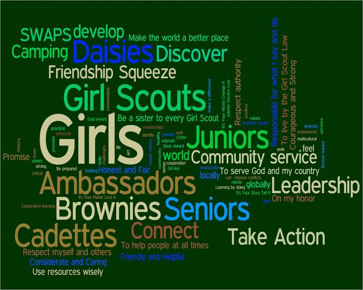 Girl Scout badge wiki:  lots of ideas for ceremonies, troop management and badges