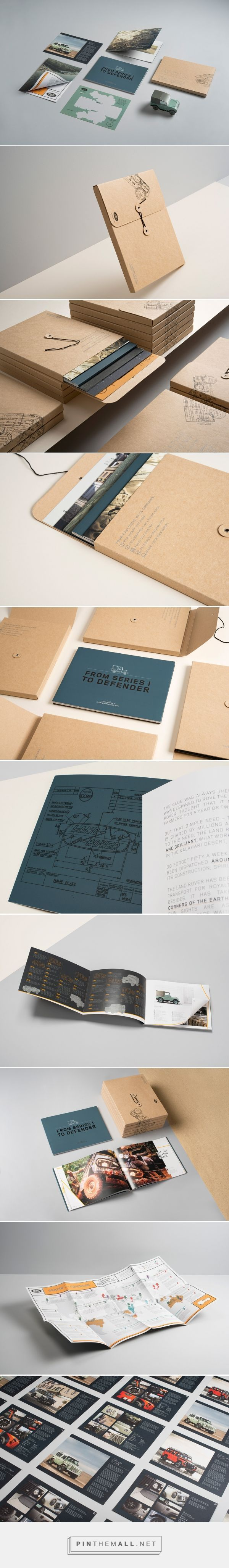 """Agency: FP #Creative, London. """"As production of the Land…"""