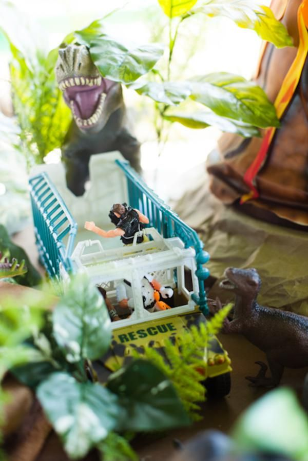 17 Best Images About Jurassic Park Party Ideas On