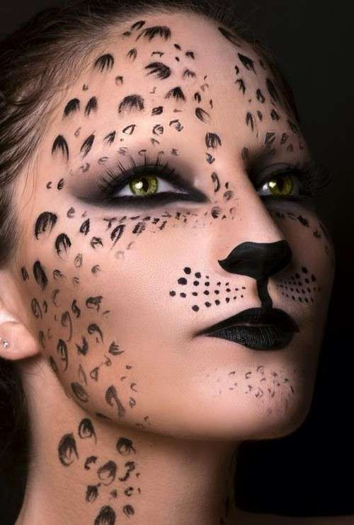 Make up da gatta per carnevale (Foto 4/40)   PourFemme