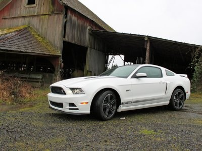 The 2013 Mustang GT Is Ford's Latest Weapon In The Pony Car Wars