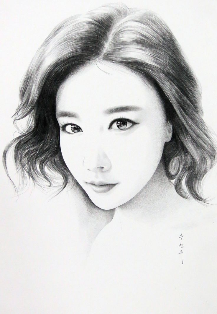 drawing / only sharp artist / sung su - song . korean / art , 인물화