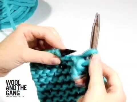 10 rabattre les mailles par wool and the gang youtube knitting pinterest wool videos. Black Bedroom Furniture Sets. Home Design Ideas