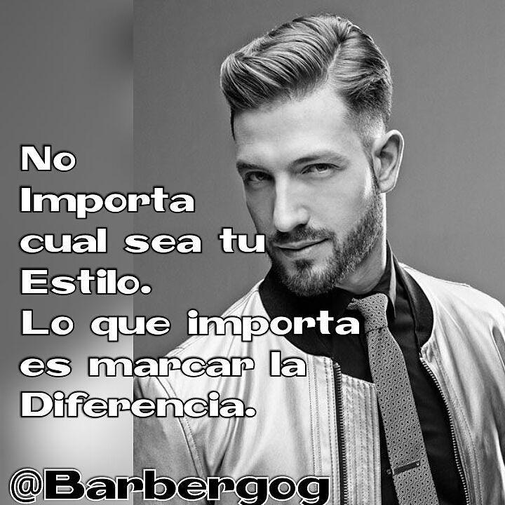 Buen dia No importa cual sea tu estilo lo que realmente importa es Marcar la diferencia.. asi que acerca a nuestra barberia y ponte tu estilo.. Feliz Miercoles #barbergog #lomasdelosbernal #barberia #clasicc #stylo #men #corte #medellin #colombia #followme #likeforlike #barba #crecimiento #diferente by barbergog