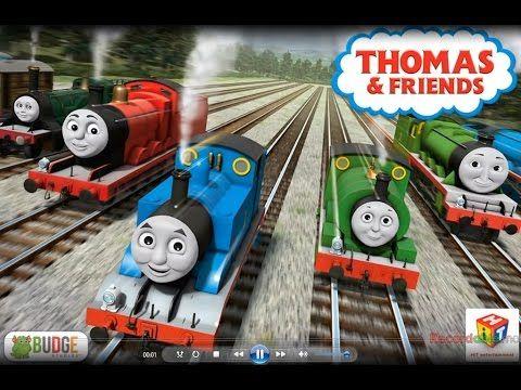 Томас и его Друзья Thomas and Freinds мультик-игра для детей