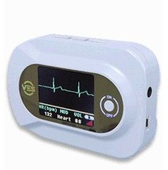138.56$  Watch now - http://ali4k4.worldwells.pw/go.php?t=32711438862 - DHL free shipping CMS-VE CE  Multi Function Portable Electronic Visual Stethoscope Monitor Heart Lung Rate ECG waveform + SPO2