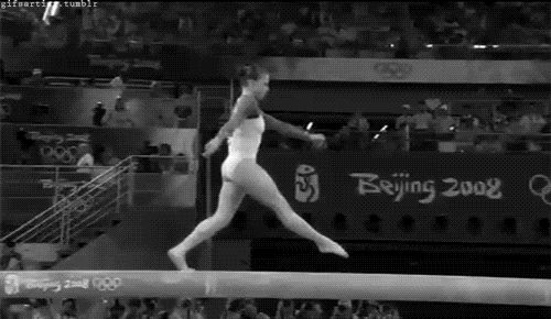 Anna Pavlova, Russia   Community Post: 25 GIFs That Prove Women's Gymnastics Is The Work Of Superhumans