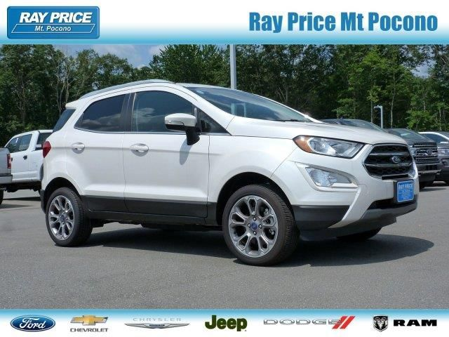 2018 Ford Ecosport Titanium In 2020 Ford Ecosport Ford New Tyres