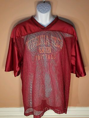 Do you know Someone looking to make a VT FOOTBALL Man Cave? Check this Rare Virginia Tech XXL FOOTBALL Jersey.