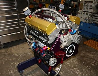 Nascar Engine - Proformance Off Road