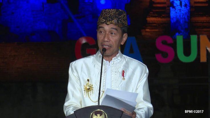 MEDIA HUKUM INDONESIA: Penutupan Festival Keraton Nusantara ke-11 diCireb...