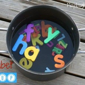20  Activities to Start Learning Letters