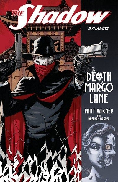 """The Shadow – The Death of Margo Lane (08.11.2016) // Legendary creator Matt Wagner returns to both write and draw an all-new tale for the first and most famous of all pulp heroes, The Shadow! Following his critically-acclaimed work on The Shadow: Year One and Grendel vs. The Shadow, Wagner once again lends his masterful talents to unveil """"what evil lurks in the hearts of men."""" #shadow #death #margo #lane #dynamite"""