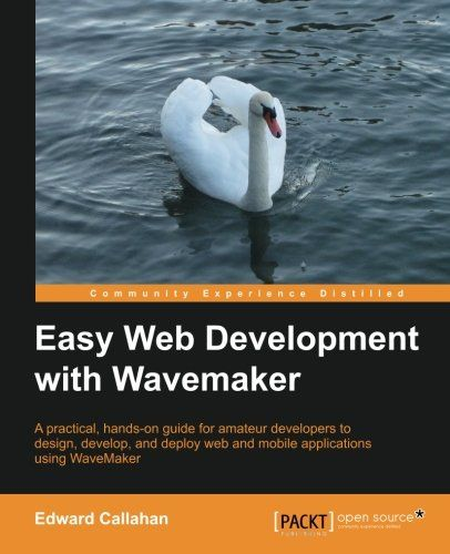 Easy Web Development with WaveMaker
