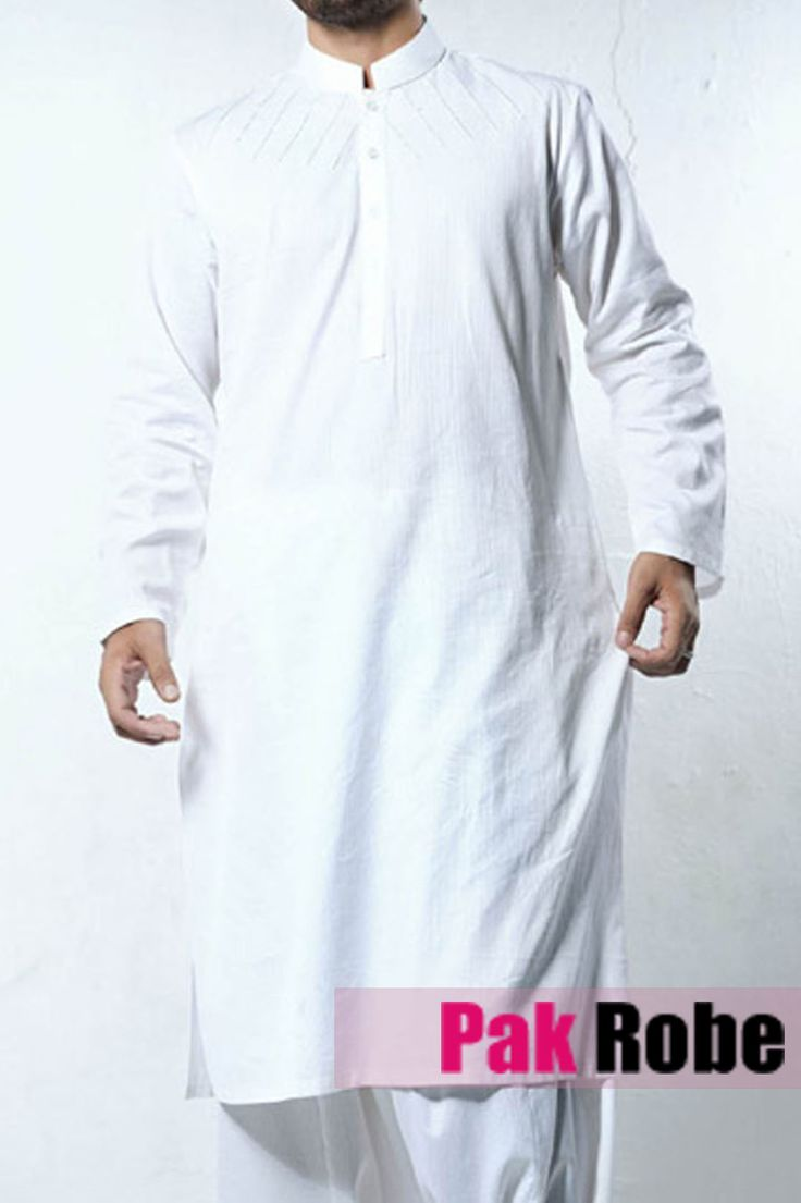 Here you can see our various types of Men Shalwar Kameez Suits Designs. For buying you can visit our online portal.