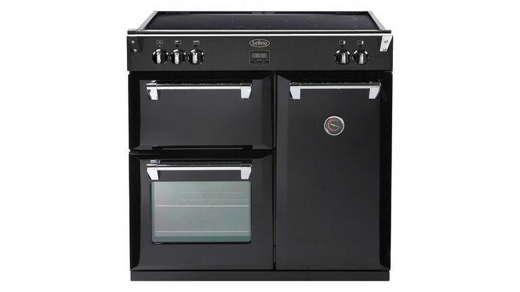 Home :: Electronics :: Home Appliances :: Ovens :: Belling 90cm Richmond Induction Range Cooker - Black