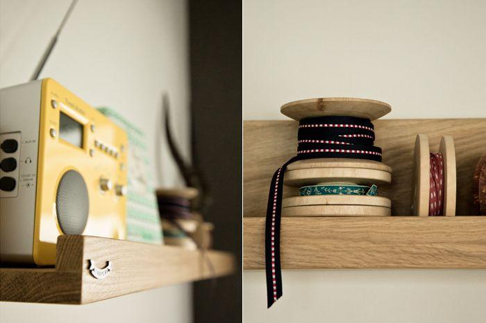Stokperd » The Munka Shelf – Oak