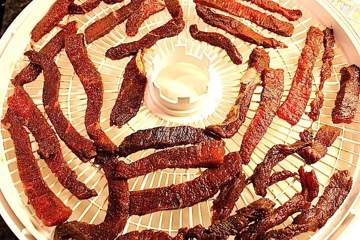 Homemade Organic Grass Fed Beef Jerky Recipe #WholeLifestyleNutrition