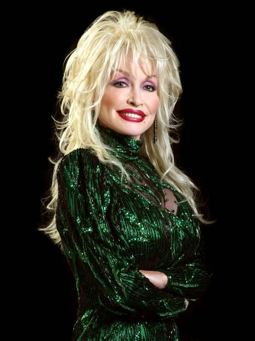 Dolly Parton (who is cooler than Dolly)
