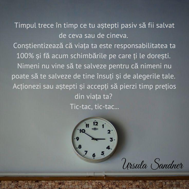 Tic-tac, tic-tac...