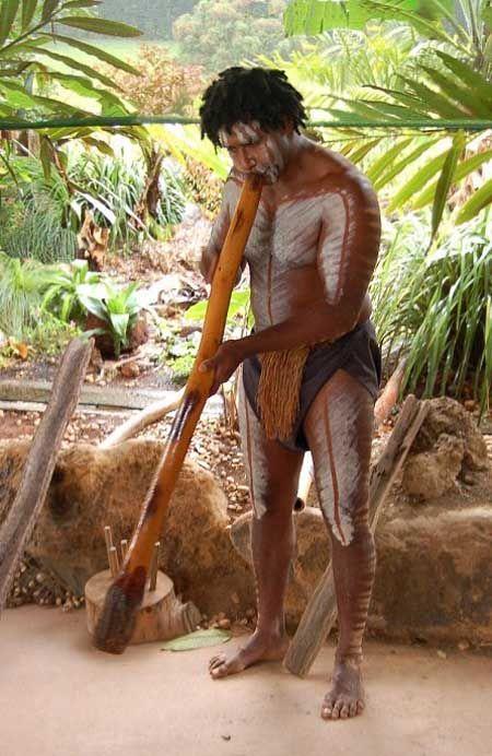 Didgeridoo, Didjeridu