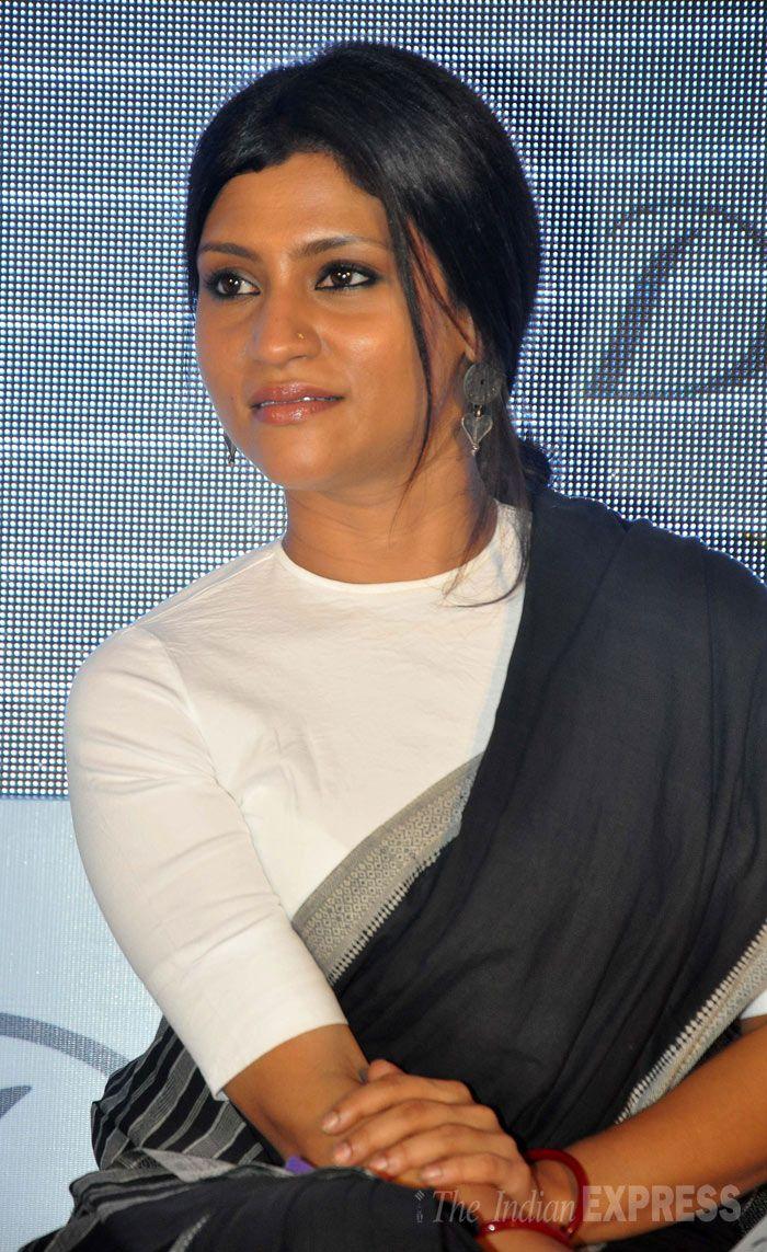Konkana Sen Sharma attended an event organized by Dove.