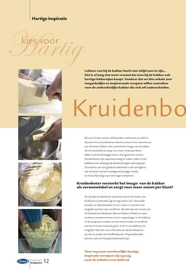 #ClippedOnIssuu from Debic Bakkerijmagazine - jaargang 3, editie 5