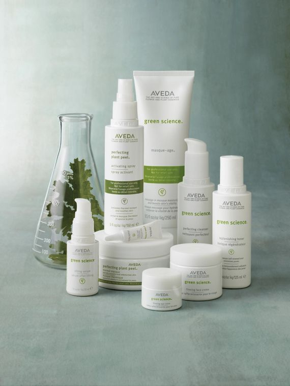 Aveda Green Science Natural Skin Care Regimen: 4 weeks to ageless skin. Get it here! Stewart & Company Salon (404) 266-9696