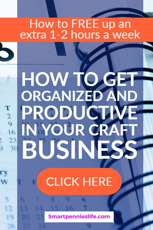 11 Awesome Ideas To Maximise Productivity In Your Craft Business