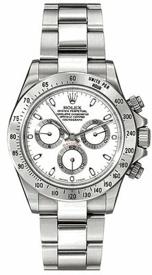 Rolex Daytona Cosmograph, Gents,Stainless Steel-116520