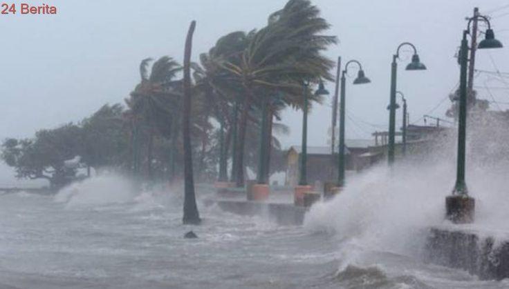 Terjangan Badai Irma Tewaskan Enam Orang di Karibia