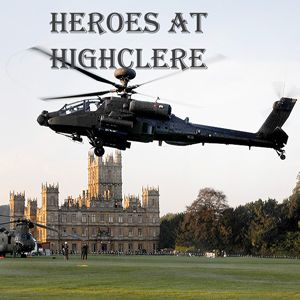 Heroes At Highclere Sunday 3rd August 2017 Is The Centenary Of Start
